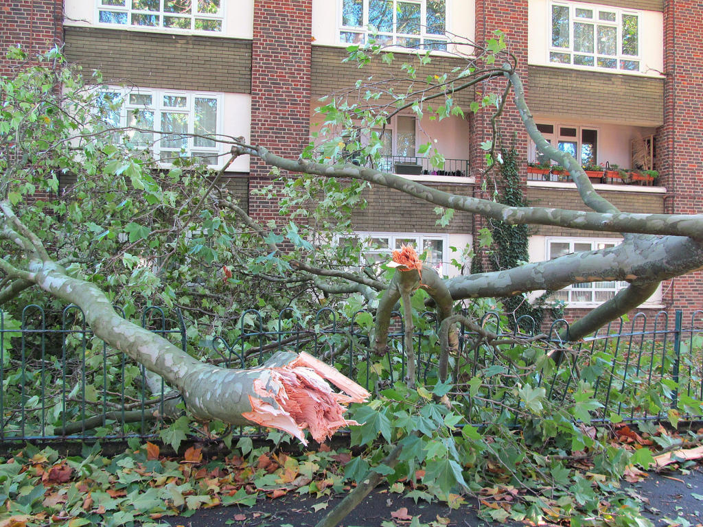UK Storm Damage