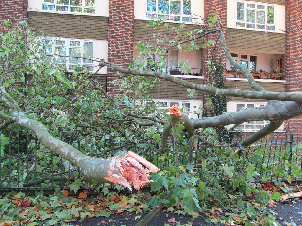 UK Storm Damage